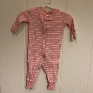 Hannah zip pajamas
